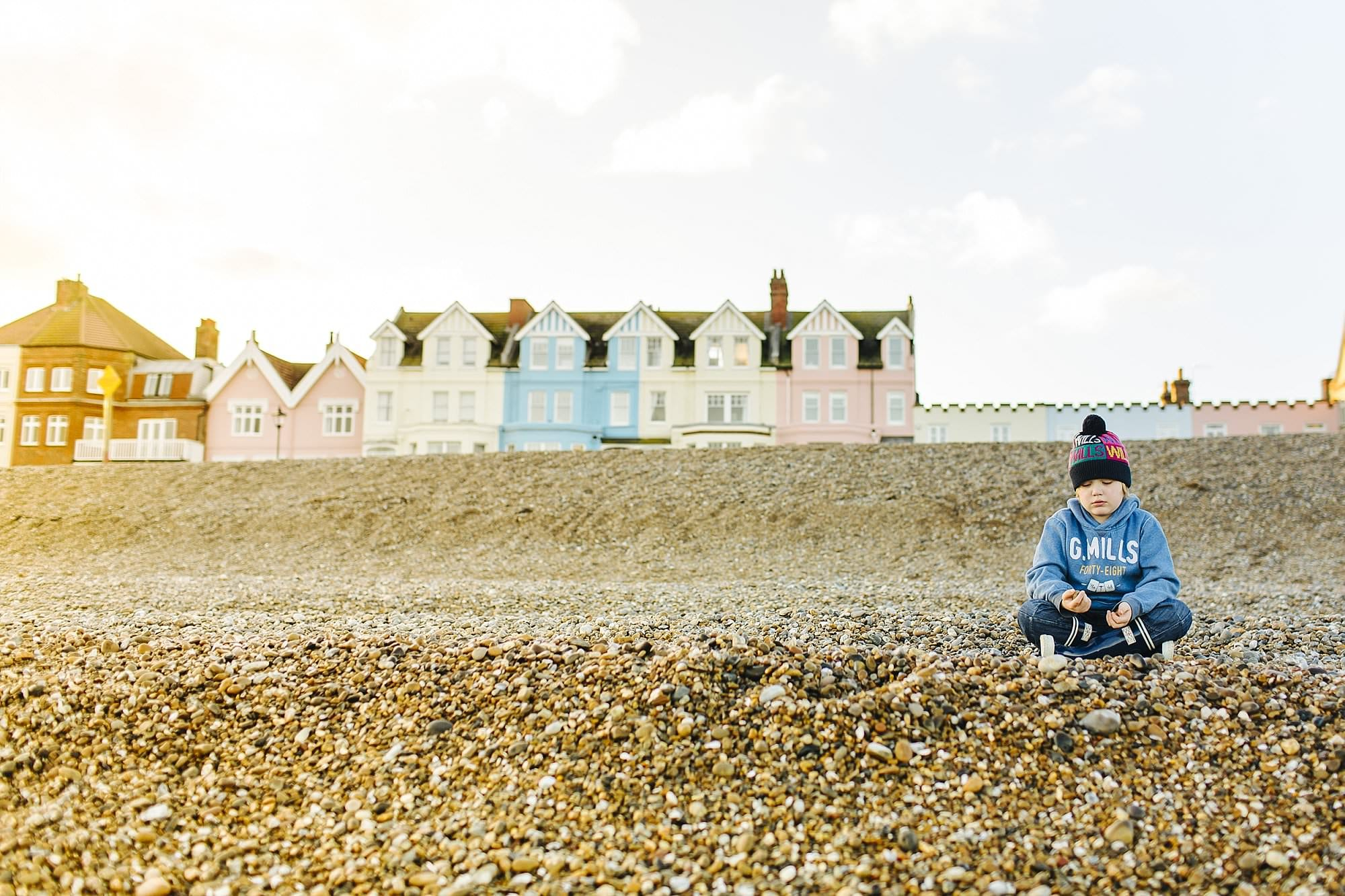 Aldeburgh beach with the family_0006