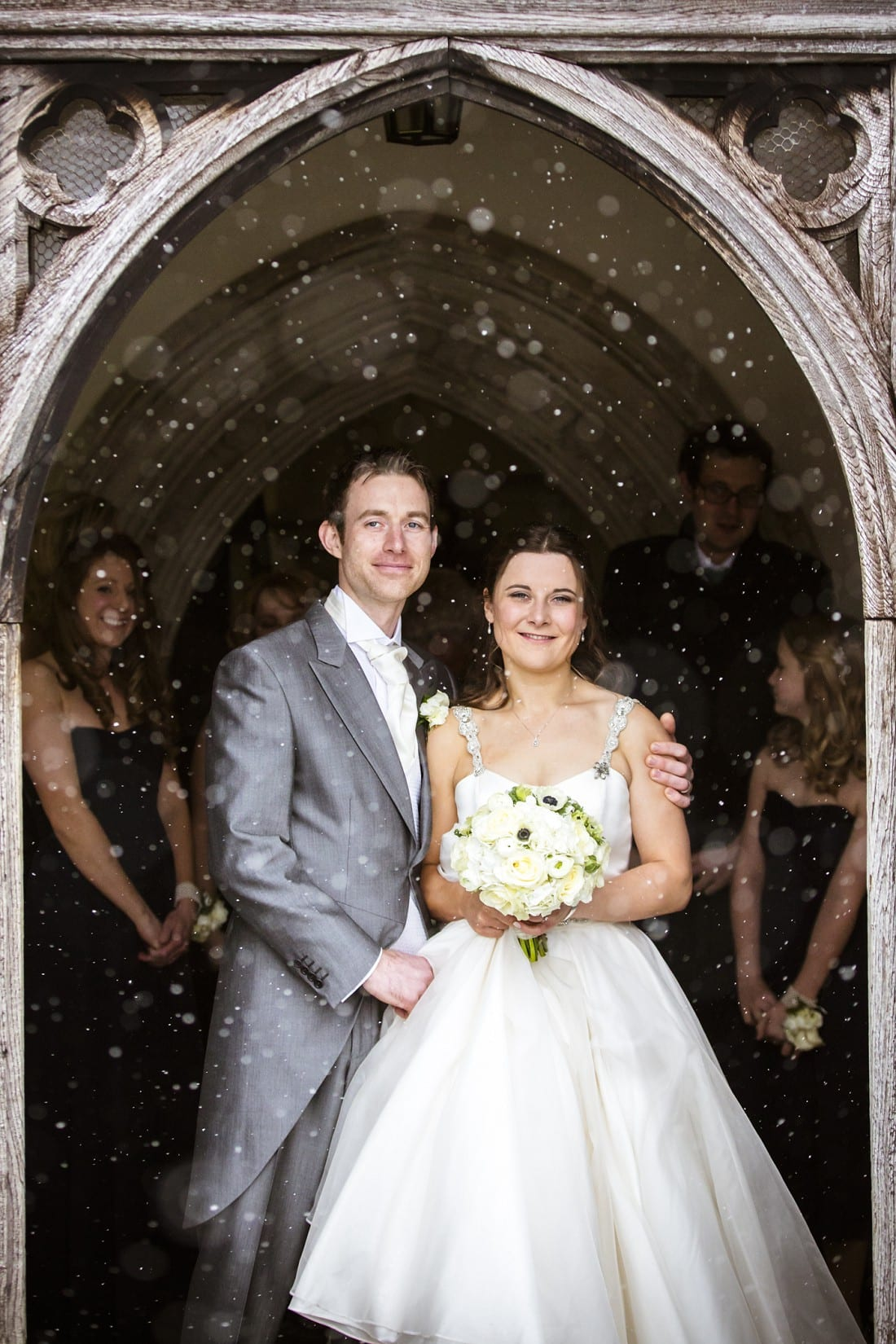 Susanna and Russ_snowy wedding at Buckland village church_0021