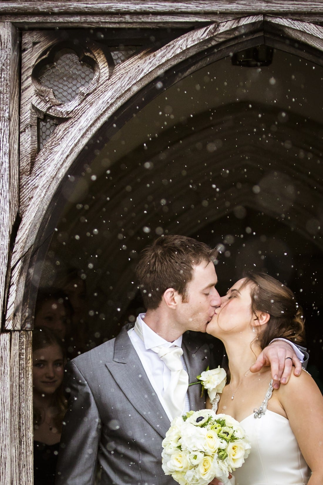 Susanna and Russ_snowy wedding at Buckland village church_0022