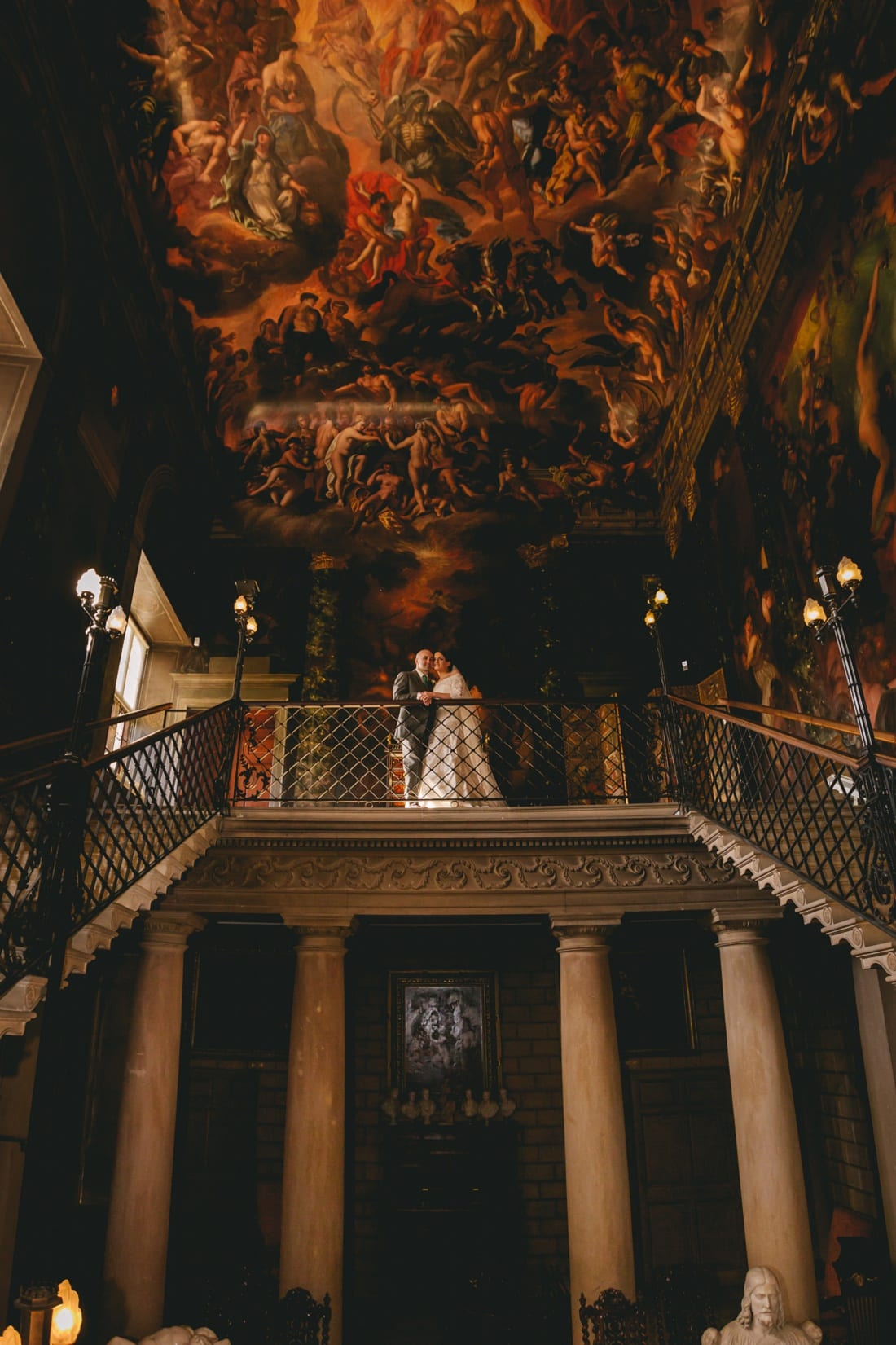 Sophie and Andy_Burghley House Wedding Photography-2