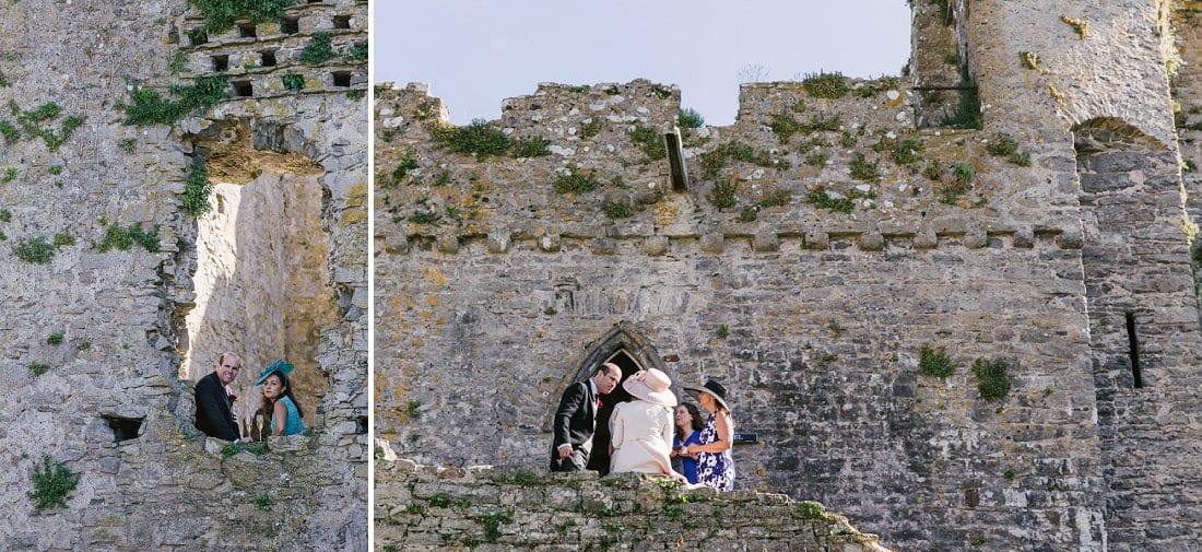 Kate&Nick_Manobier Castle Wedding_ (38)
