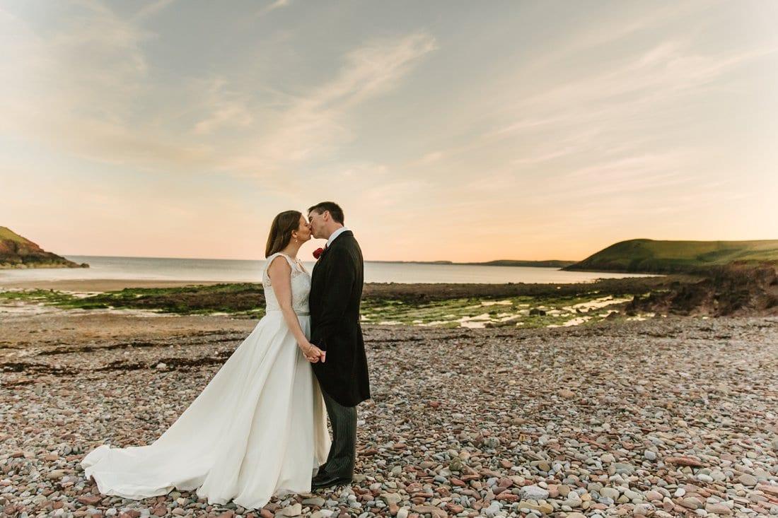Kate&Nick_Manobier Castle Wedding_ (62)