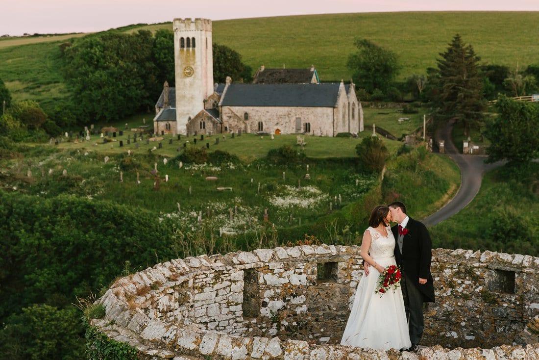 Kate&Nick_Manobier Castle Wedding_ (66)