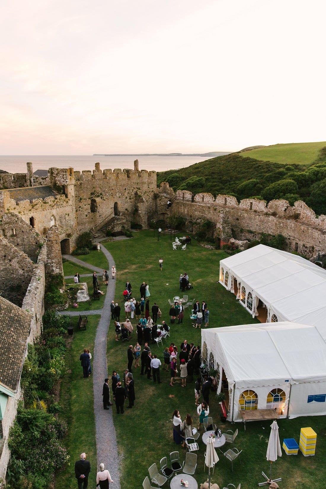 Kate&Nick_Manobier Castle Wedding_ (68)