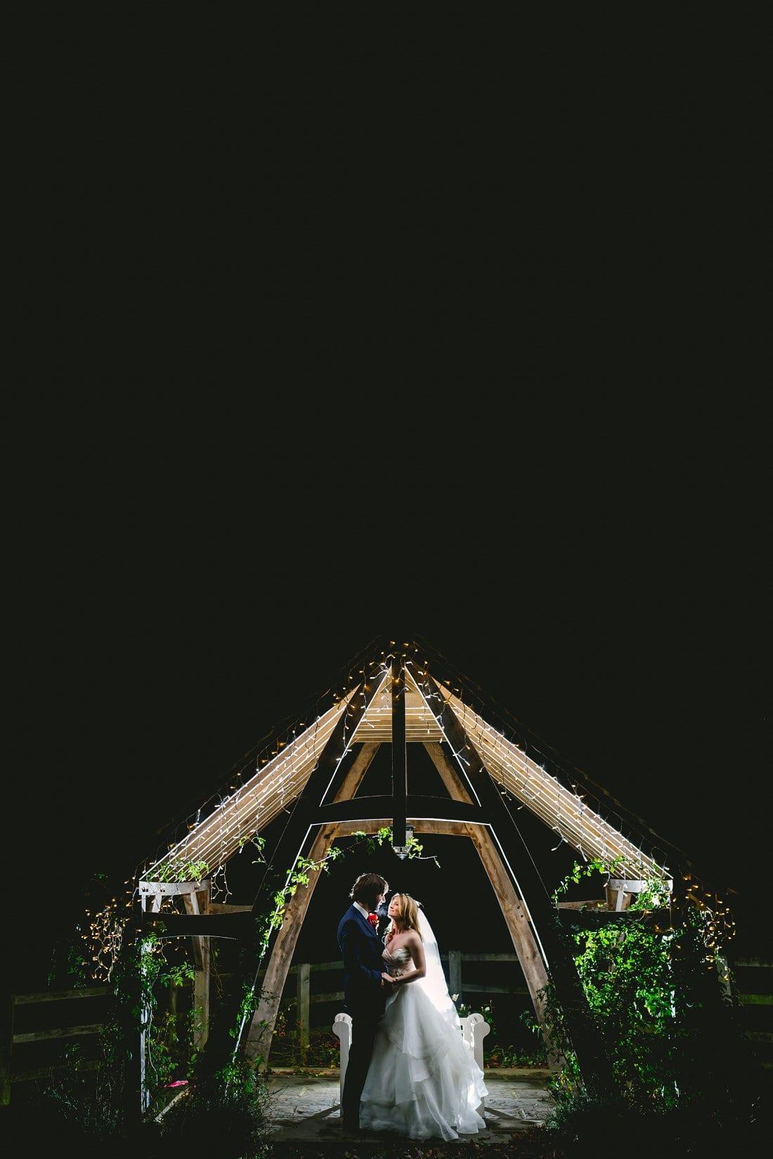Jodie and Matt - Hyde Barn Wedding