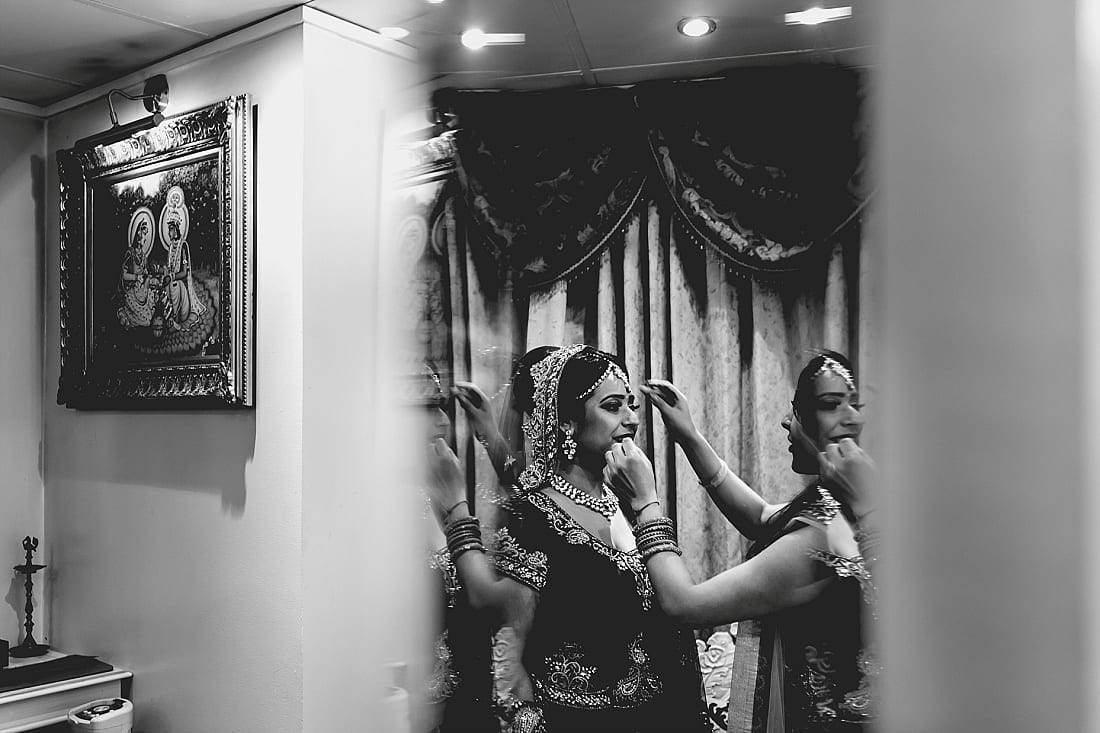Bee and Jon_Hare Krishna Temple_Herts Wedding Photography_0004