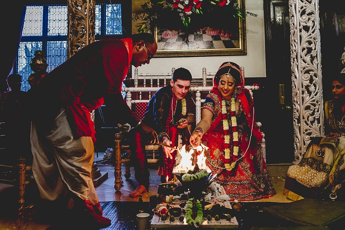 Bee and Jon_Hare Krishna Temple_Herts Wedding Photography_0057