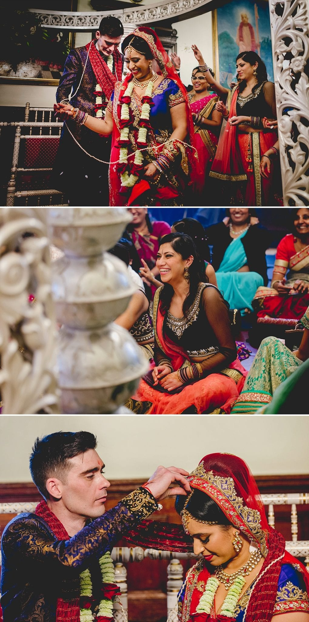 Bee and Jon_Hare Krishna Temple_Herts Wedding Photography_0066
