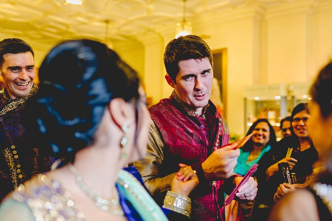 Bee and Jon_Hare Krishna Temple_Herts Wedding Photography_0073