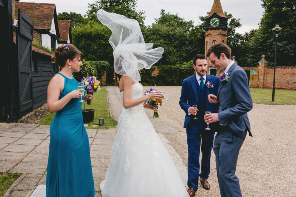 The Tudor Barn - Bucks Wedding Photography_0023