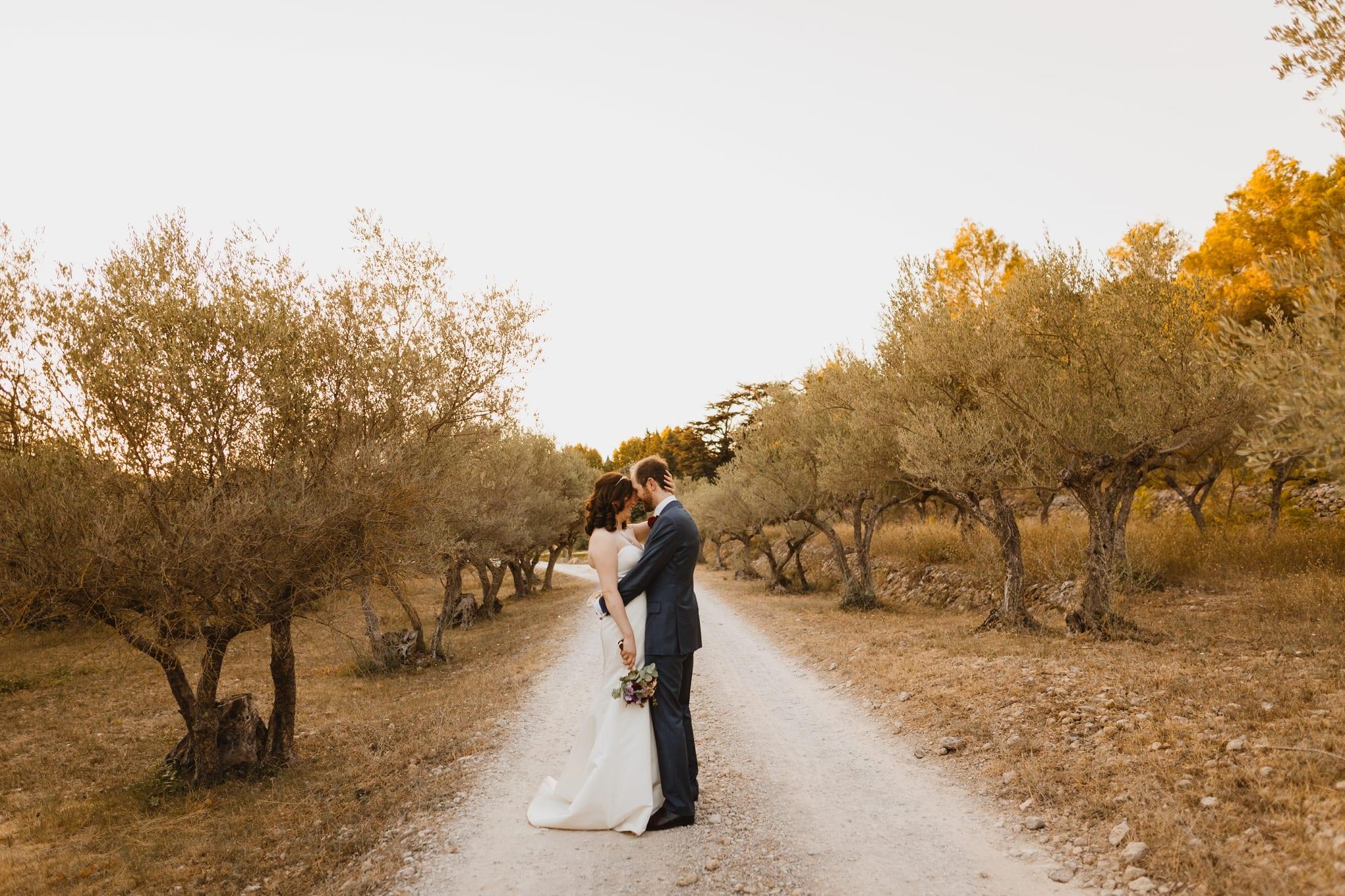 Chateau Robernier wedding