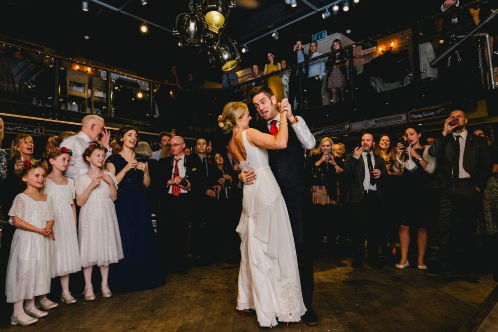 London Wedding Photograhy - Islington Town Hall and St Barts-207