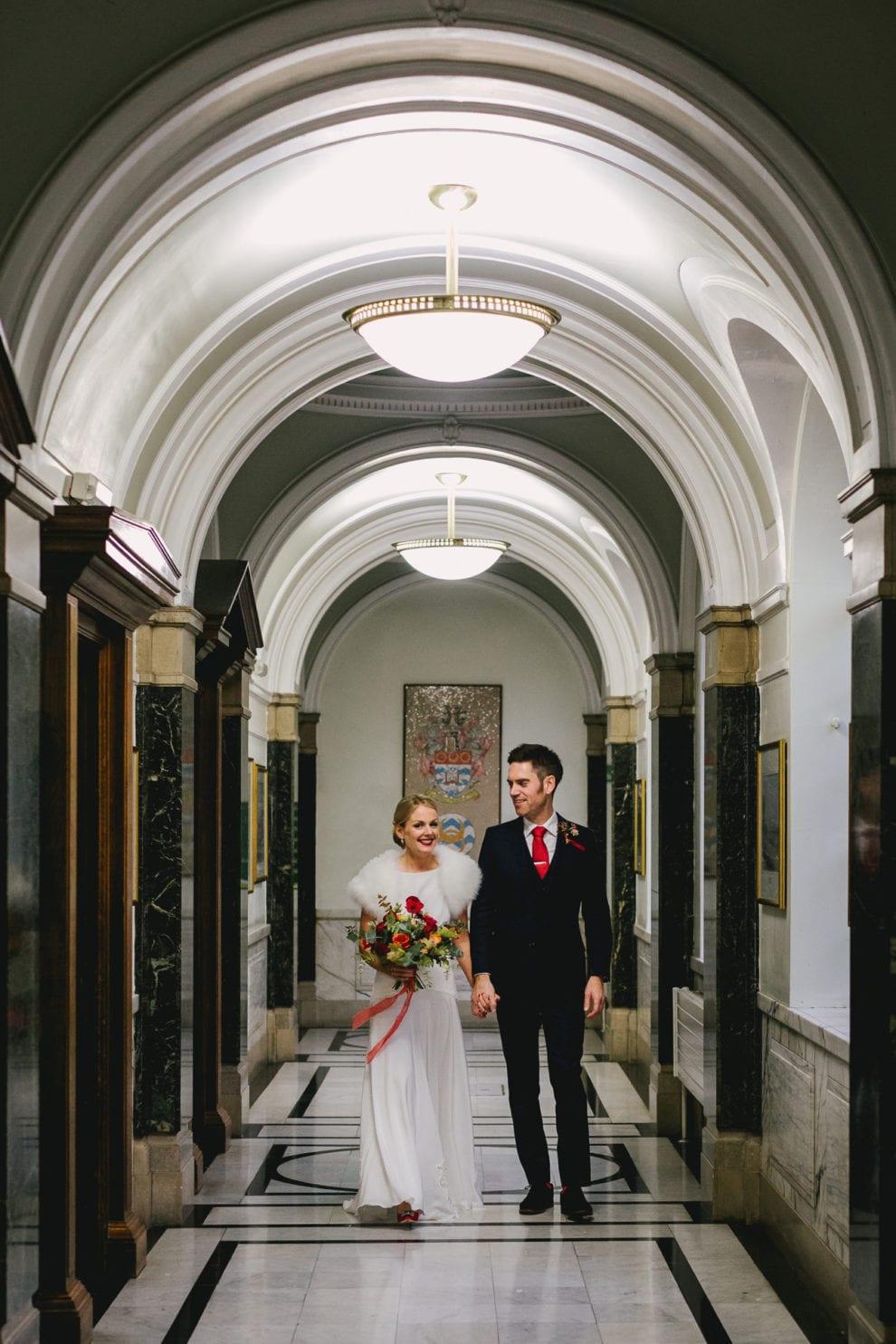 London Wedding Photograhy - Islington Town Hall and St Barts-98