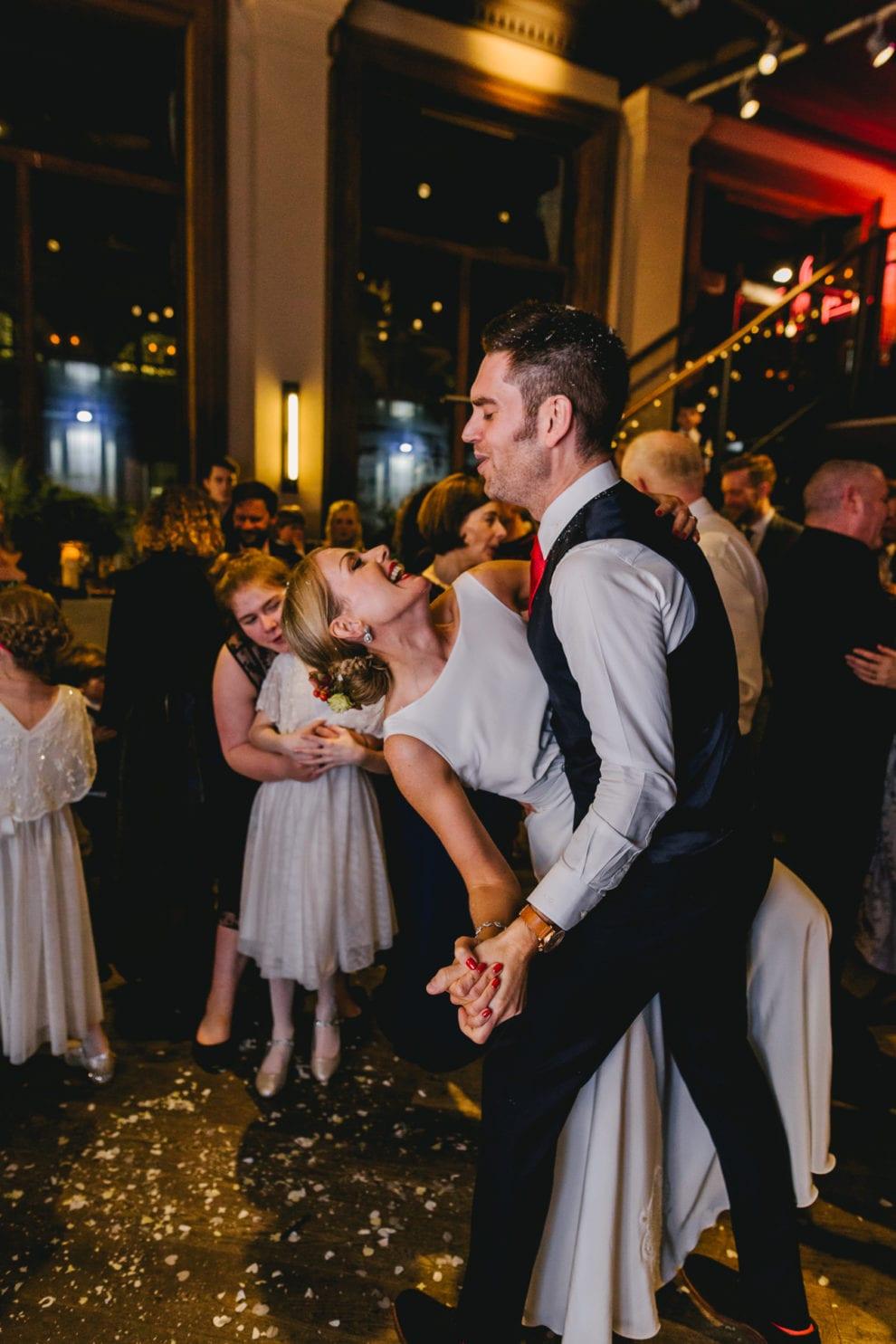 London Wedding Photograhy - Islington Town Hall and St Barts-214
