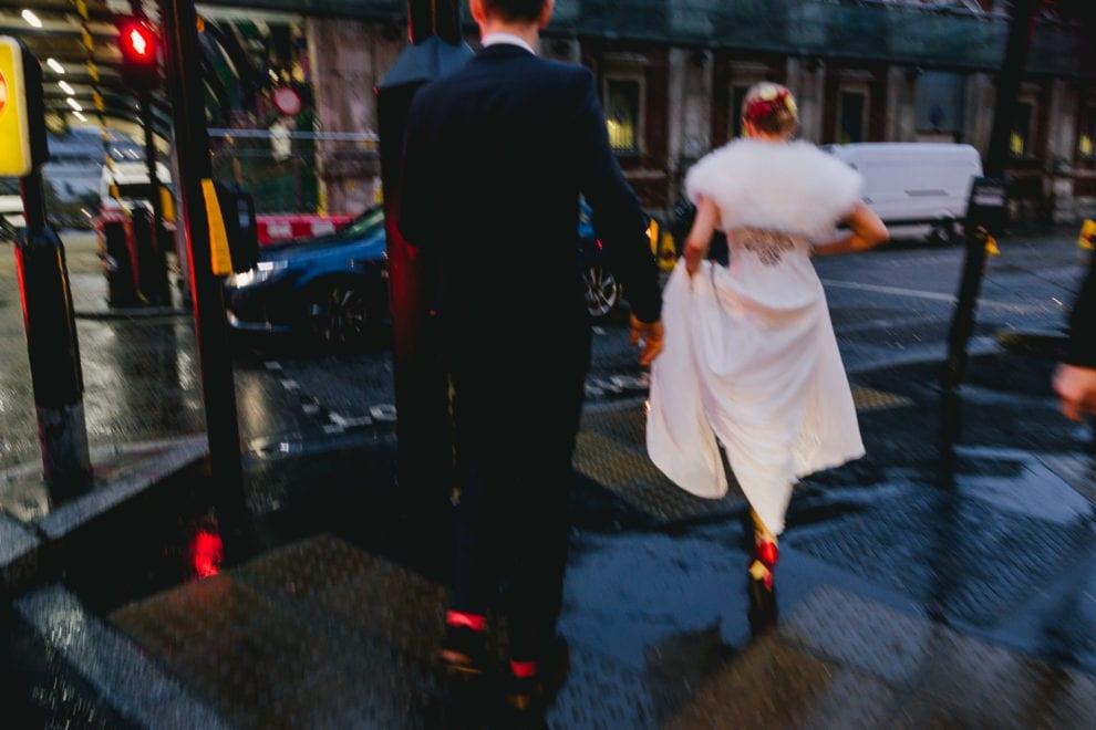 London Wedding Photograhy - Islington Town Hall and St Barts-105