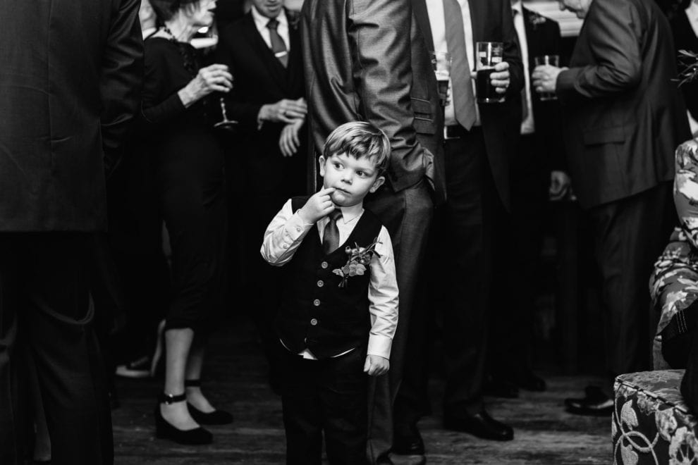 London Wedding Photograhy - Islington Town Hall and St Barts-35