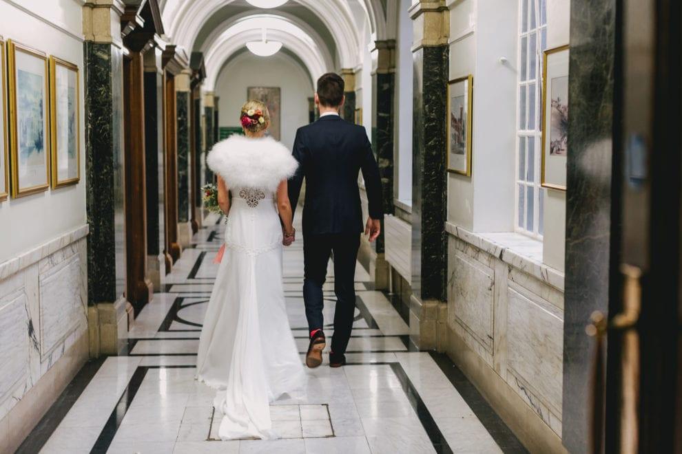 London Wedding Photograhy - Islington Town Hall and St Barts-97