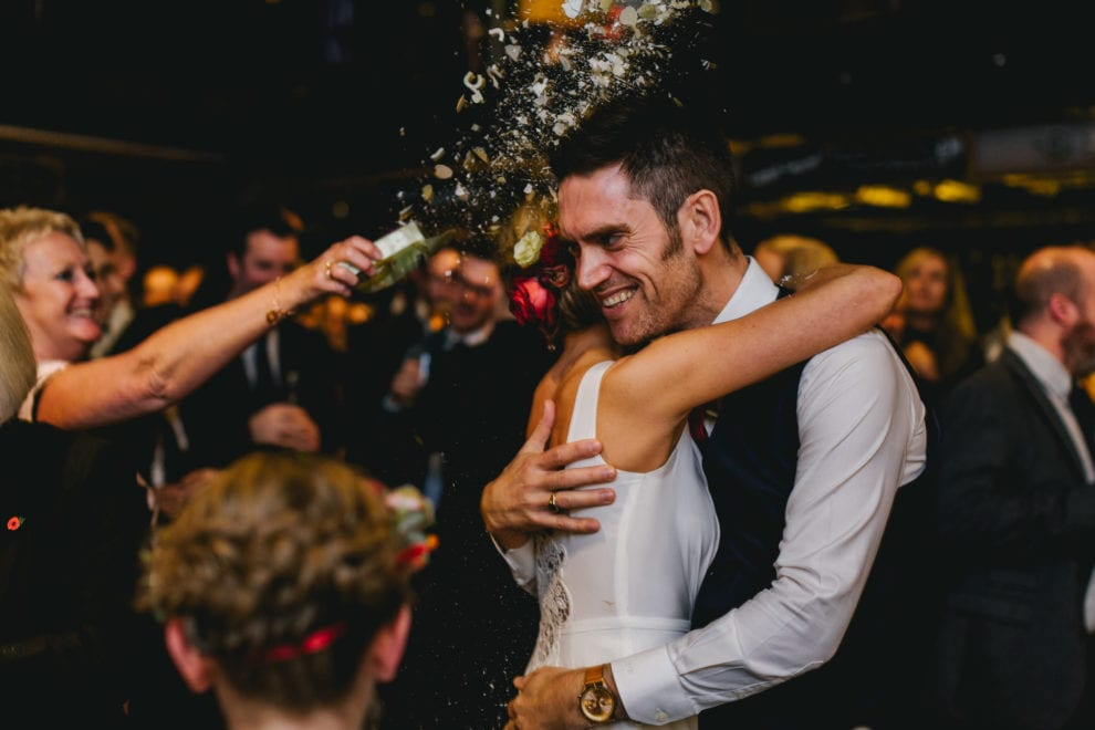 London Wedding Photograhy - Islington Town Hall and St Barts-211