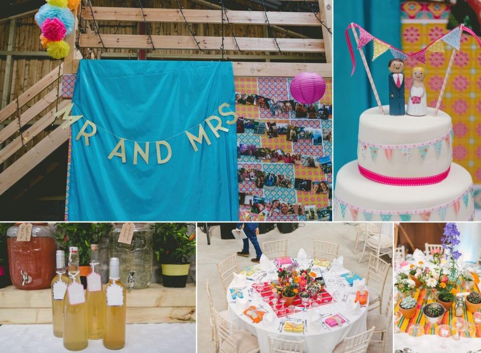 Colourful Mexican Theme Farm Wedding_0150