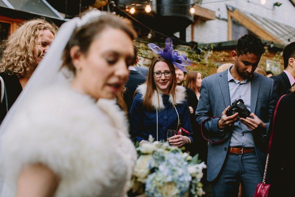 Hackney Town Hall - London Wedding Photographer_0053