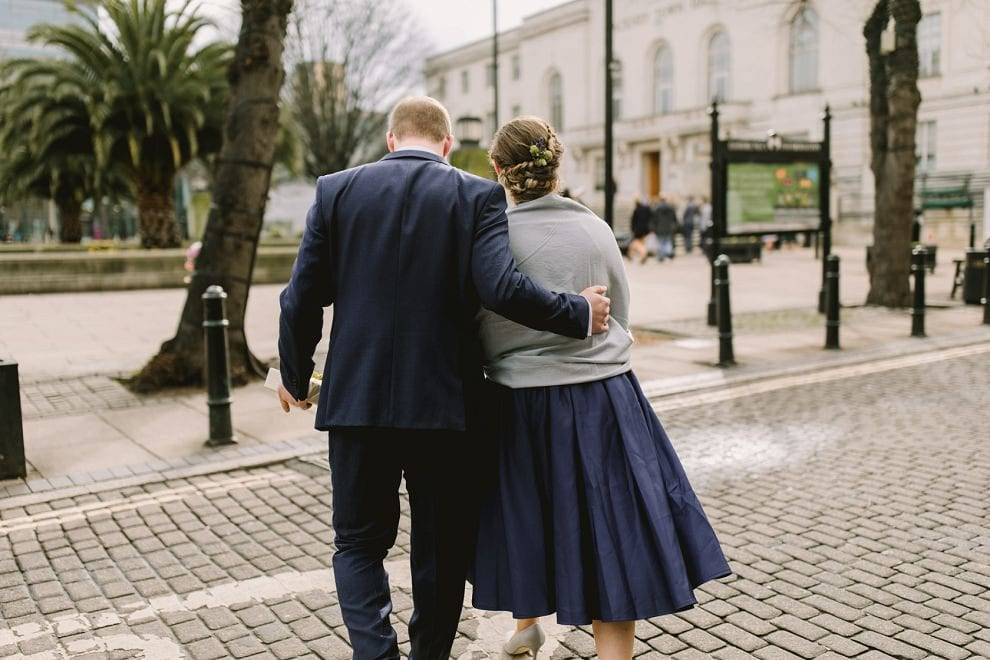 Hackney Town Hall - London Wedding Photographer_0006