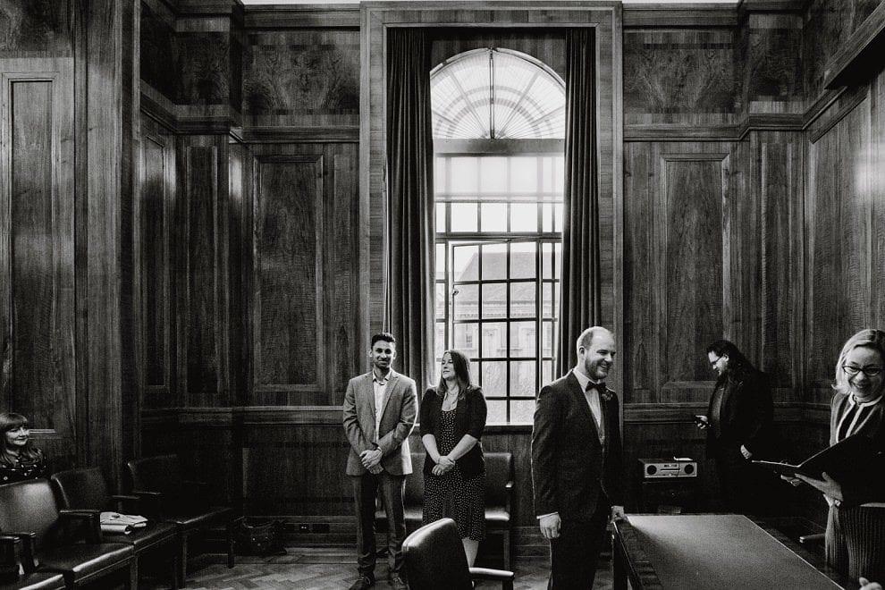 Hackney Town Hall - London Wedding Photographer_0026