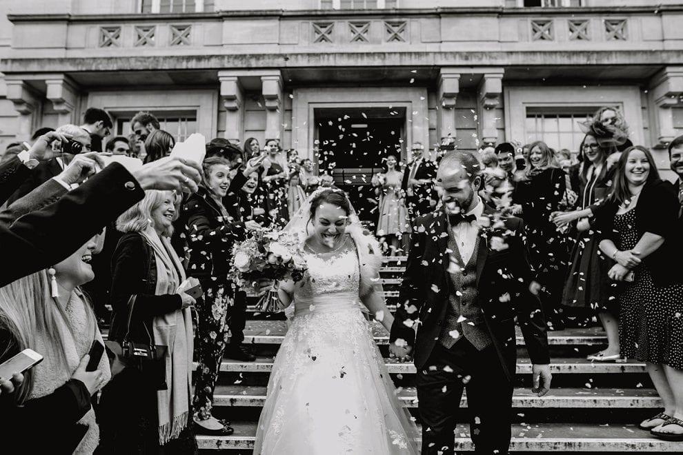 Hackney Town Hall - London Wedding Photographer_0043