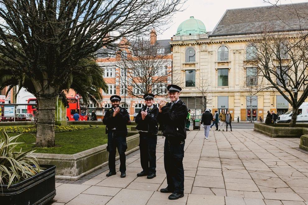 Hackney Town Hall - London Wedding Photographer_0044