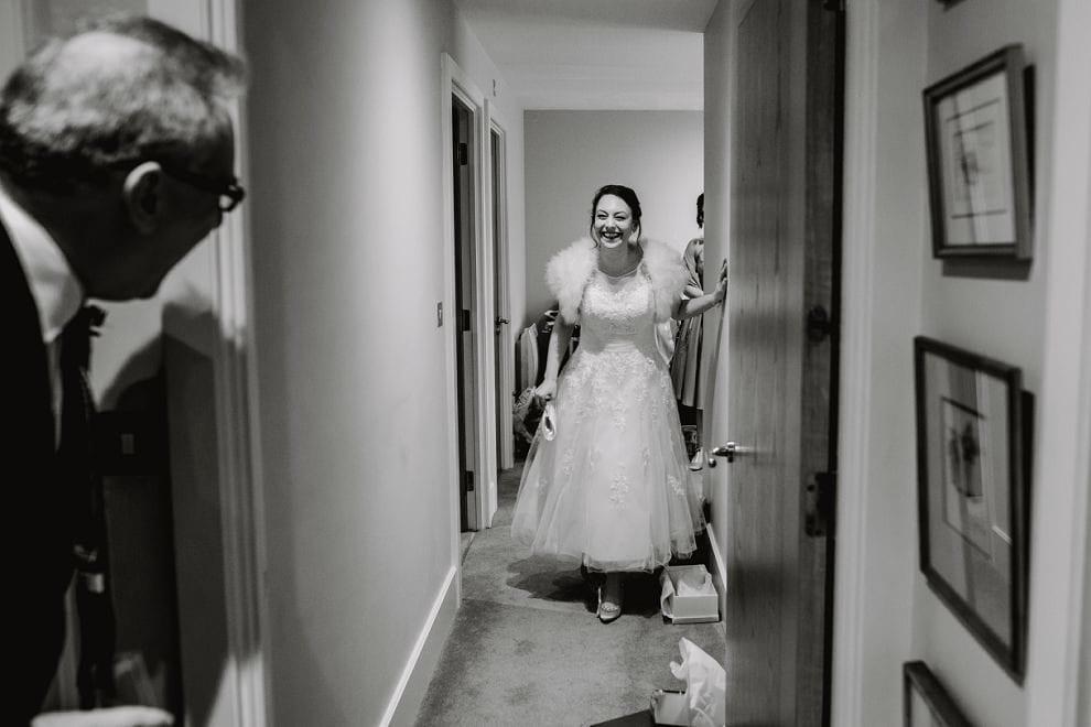 Hackney Town Hall - London Wedding Photographer_0014