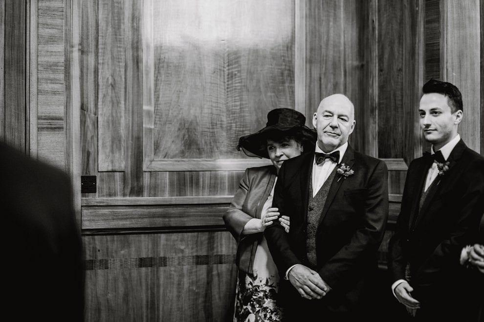 Hackney Town Hall - London Wedding Photographer_0032