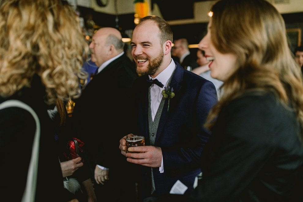 Hackney Town Hall - London Wedding Photographer_0005