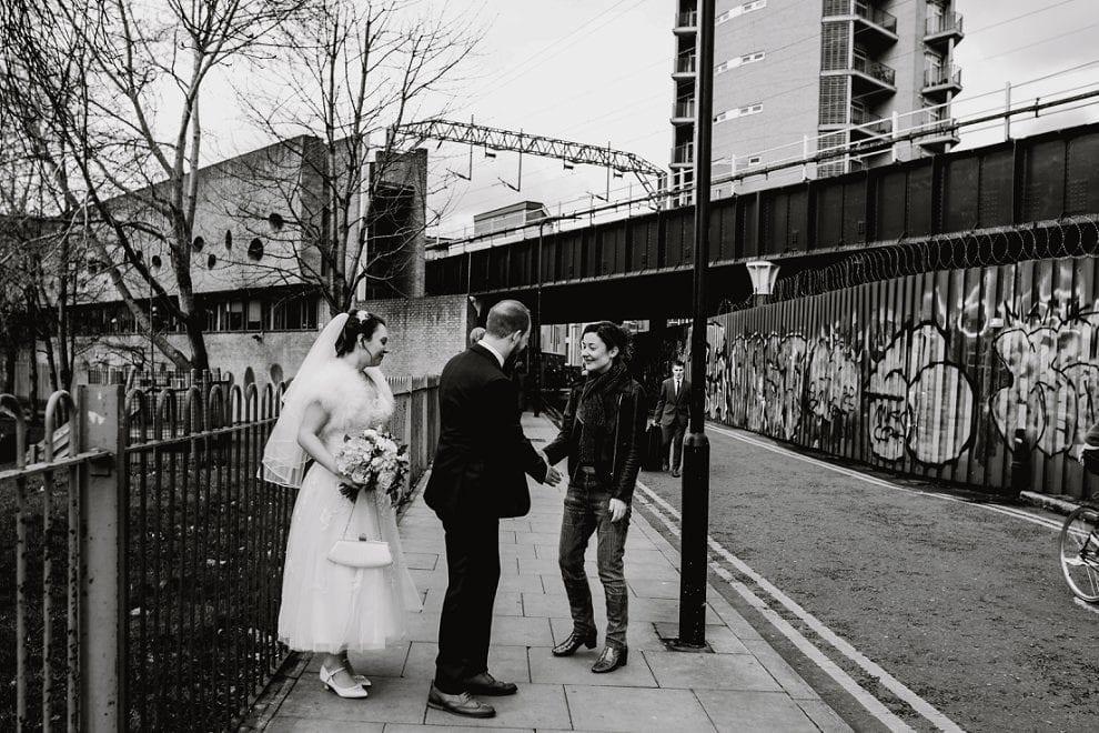 Hackney Town Hall - London Wedding Photographer_0051