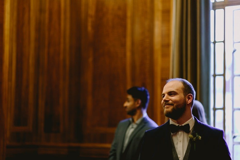 Hackney Town Hall - London Wedding Photographer_0027