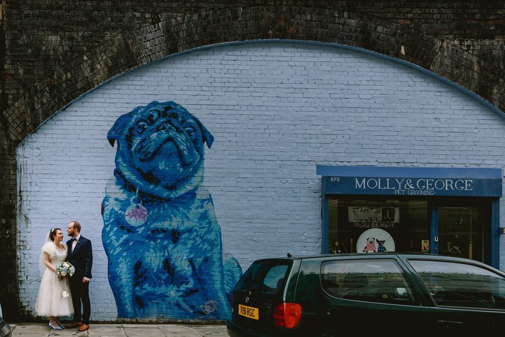 Hackney Town Hall - London Wedding Photographer_0050