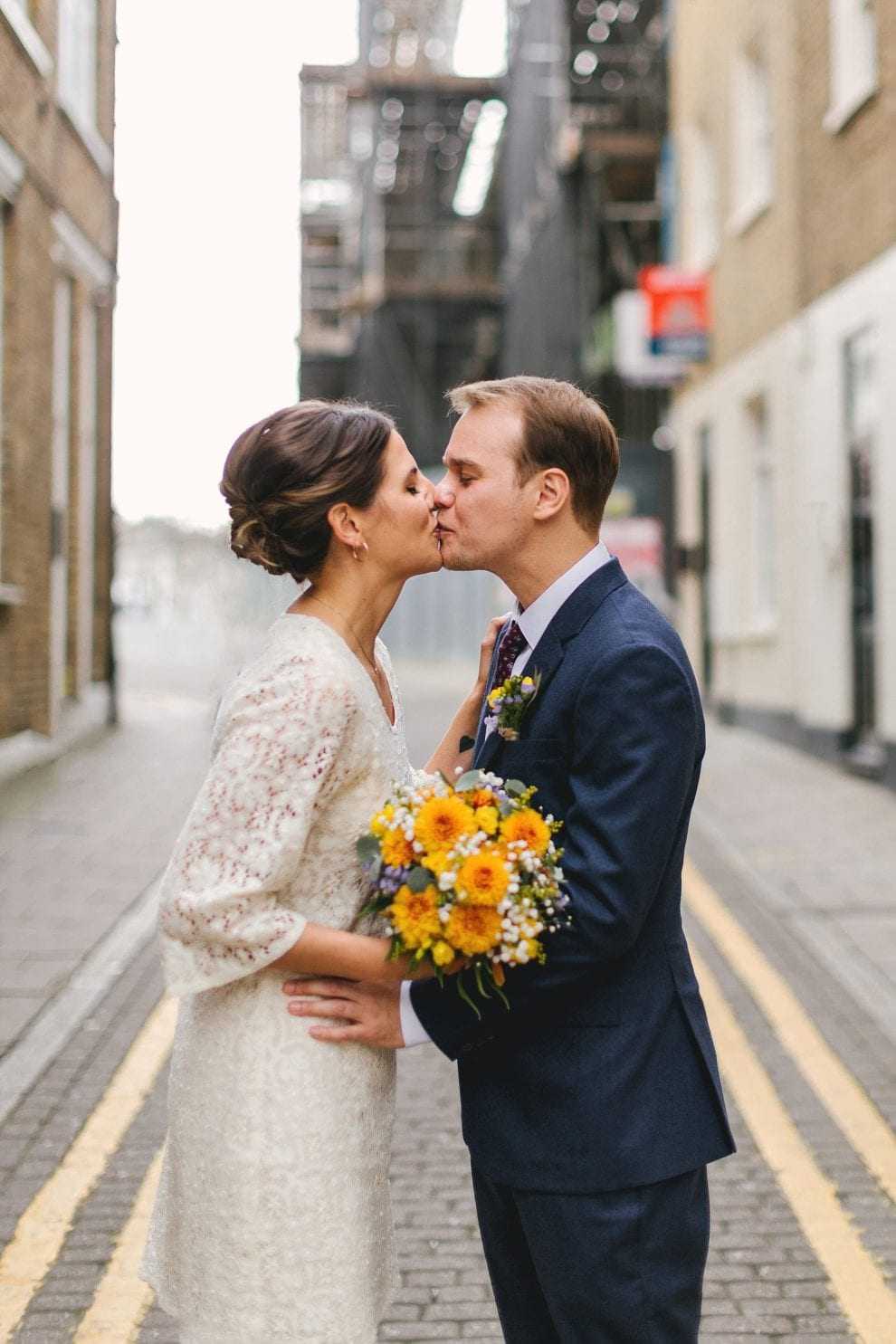 London Wedding Photography - Hannah and Simon_0037