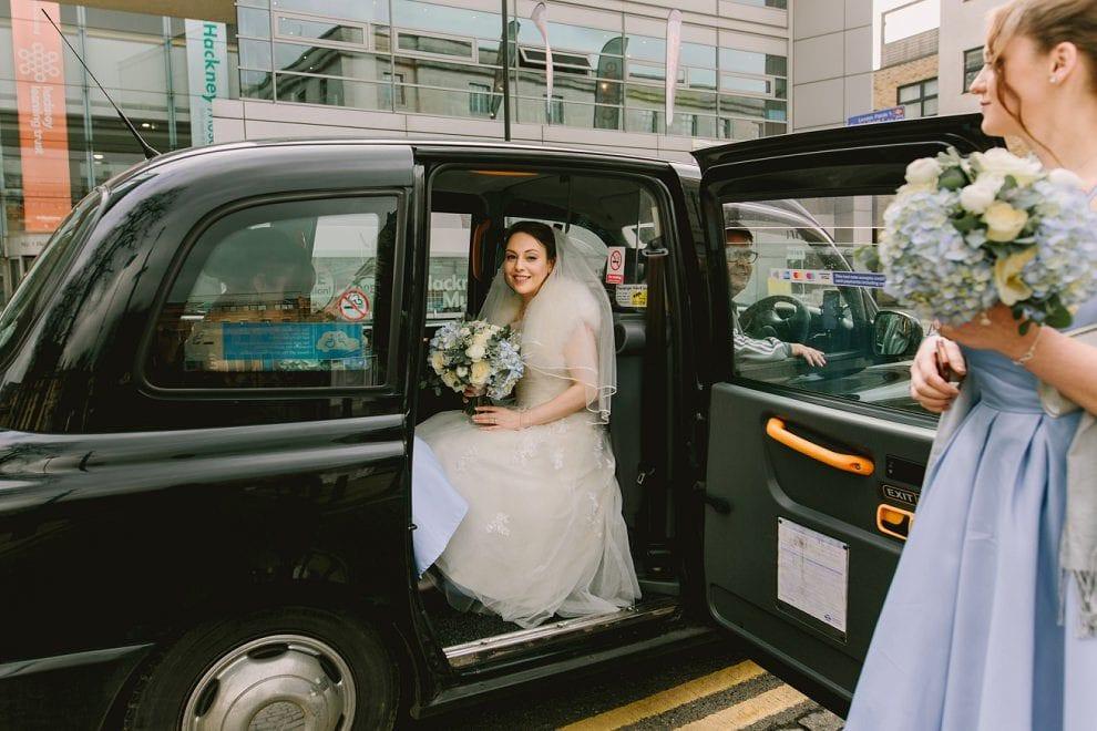 Hackney Town Hall - London Wedding Photographer_0017