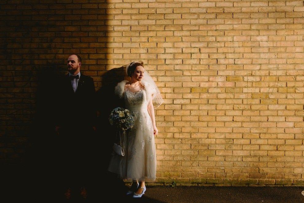 Hackney Town Hall - London Wedding Photographer_0049