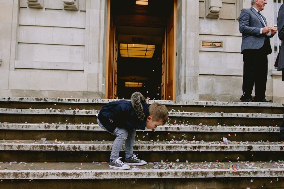 Hackney Town Hall - London Wedding Photographer_0047