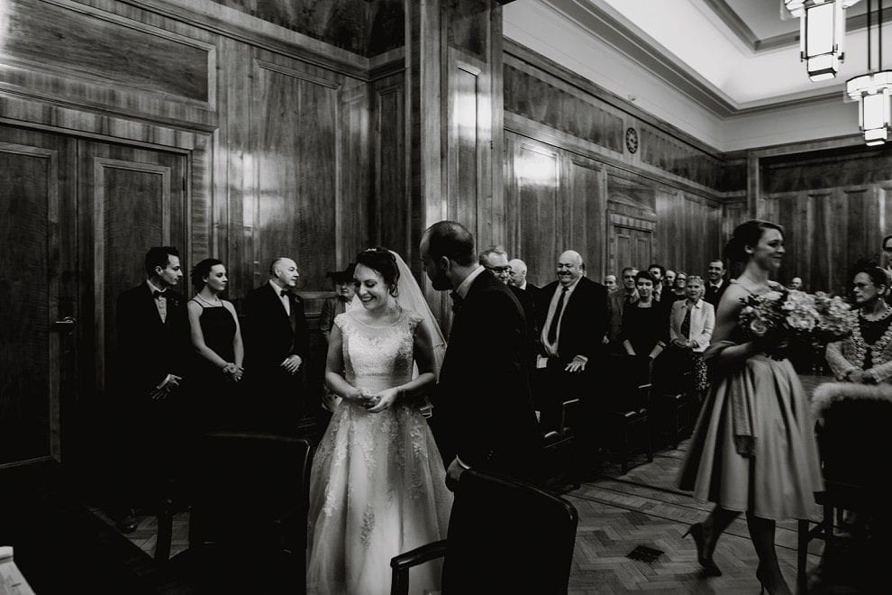 Hackney Town Hall - London Wedding Photographer_0028