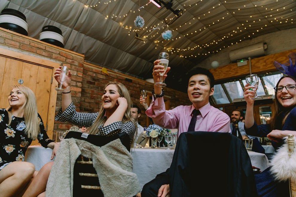 Hackney Town Hall - London Wedding Photographer_0070