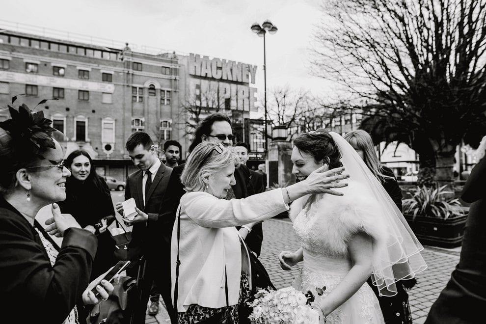Hackney Town Hall - London Wedding Photographer_0045