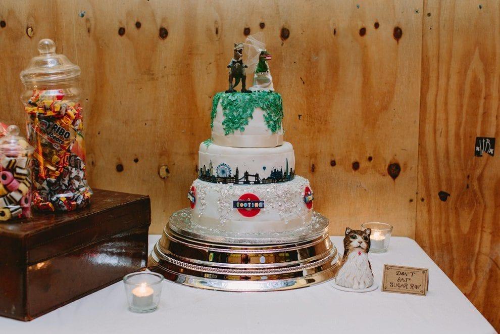 Hackney Town Hall - London Wedding Photographer_0059