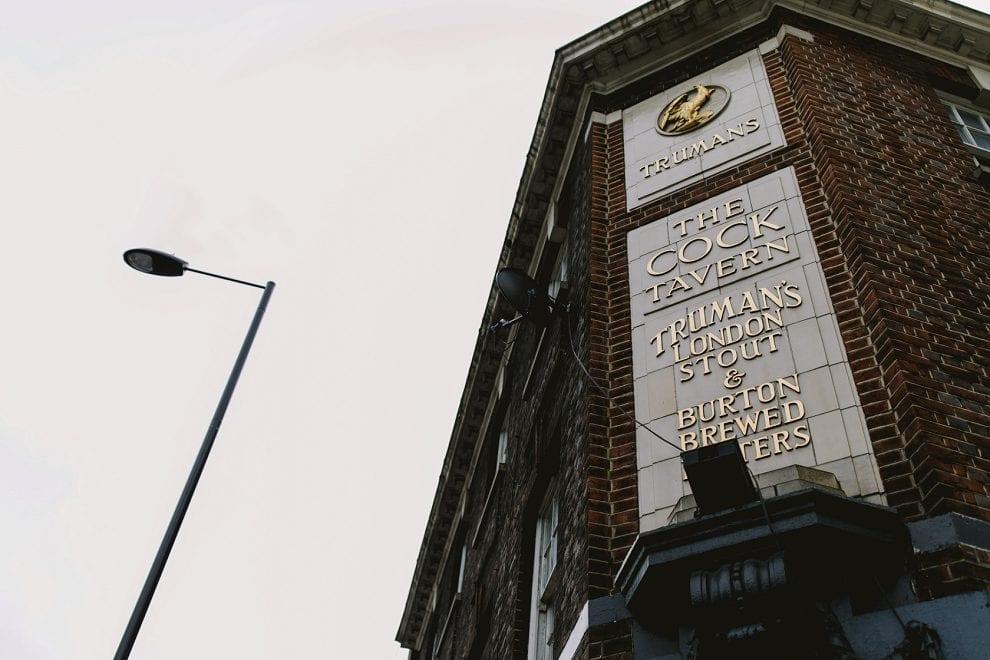 Hackney Town Hall - London Wedding Photographer_0001