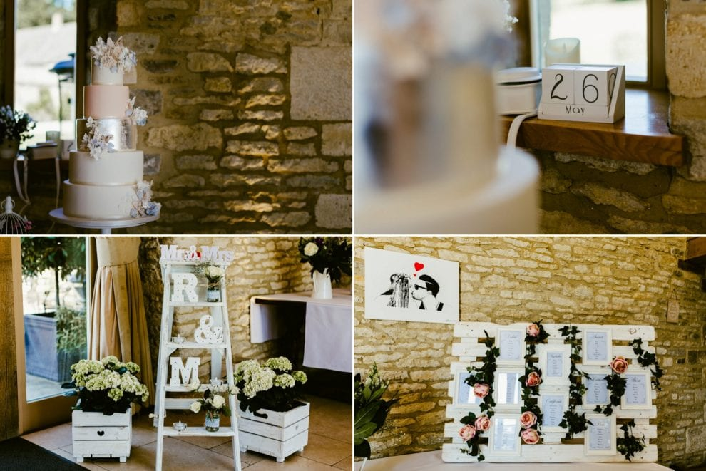 Caswell House Wedding Photography - details