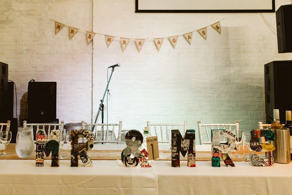 Hackney Town Hall - London Wedding Photographer_0058