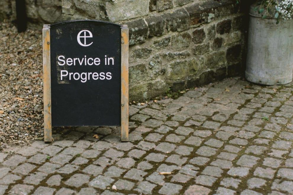 Eggington House - Bedfordshire Wedding Photographer - service