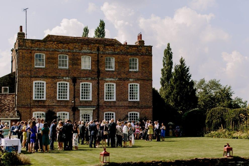 Eggington House - Bedfordshire Wedding Photography_0065
