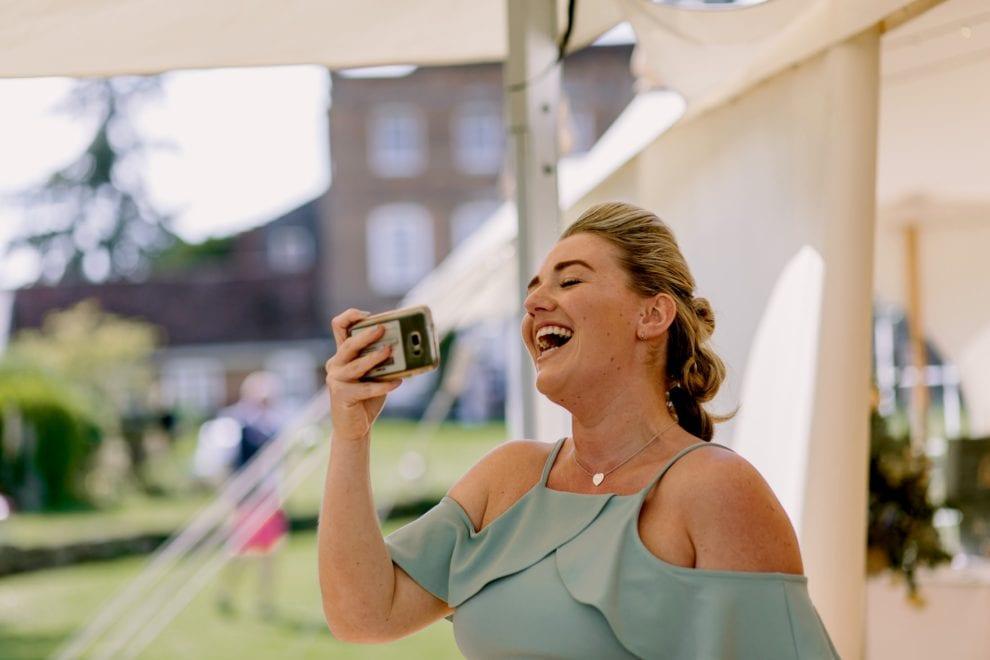 Eggington House - Bedfordshire Wedding Photography_0089