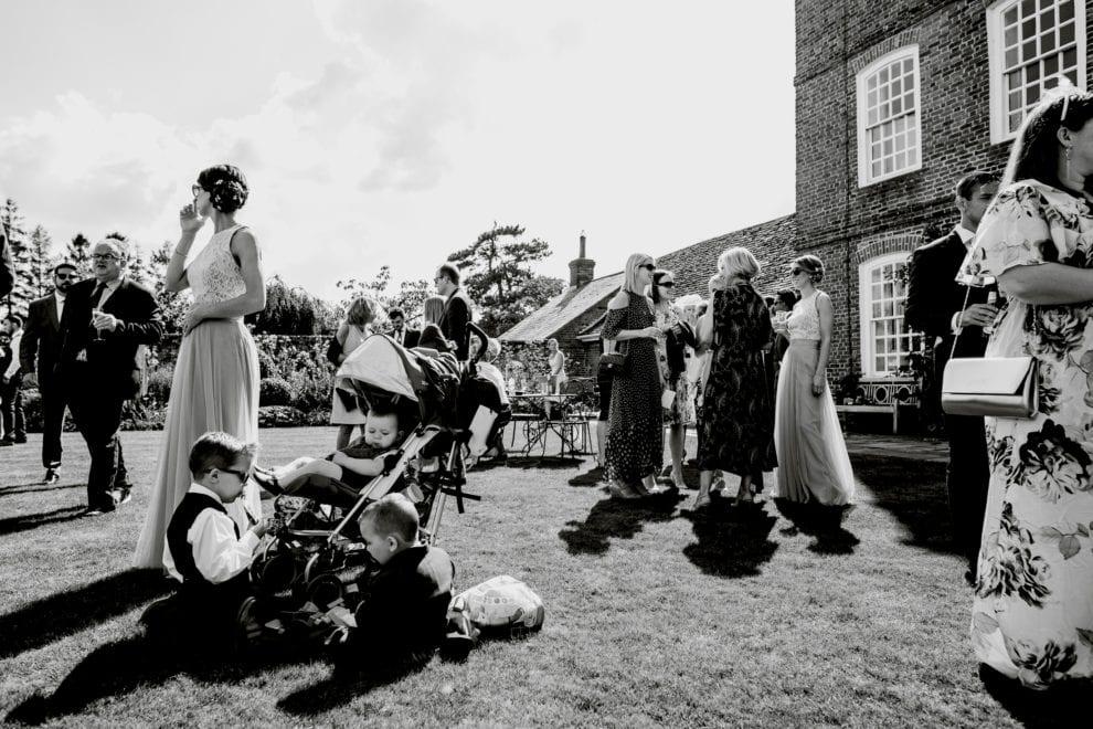 Eggington House - Bedfordshire Wedding Photography_0066