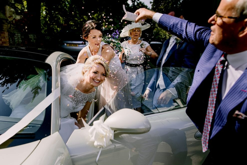 Eggington House - Bedfordshire Wedding Photography_0057